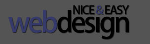 Nice & Easy Web Design's Logo